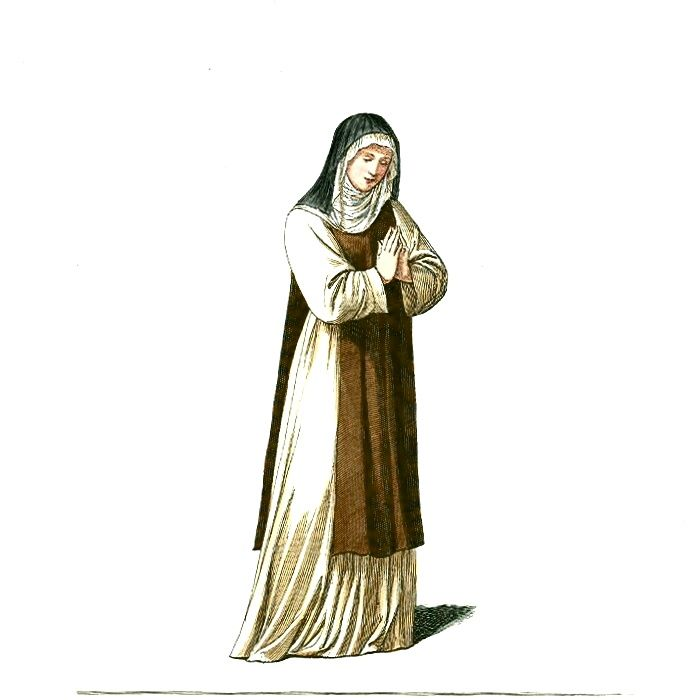 Spanish Clothing For Women Middle Ages